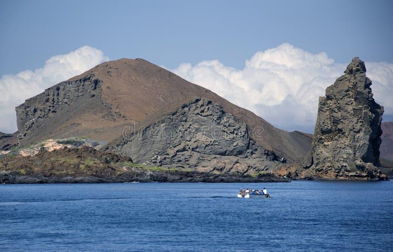 Bartalome, Galapagos fotografie stock libere da diritti