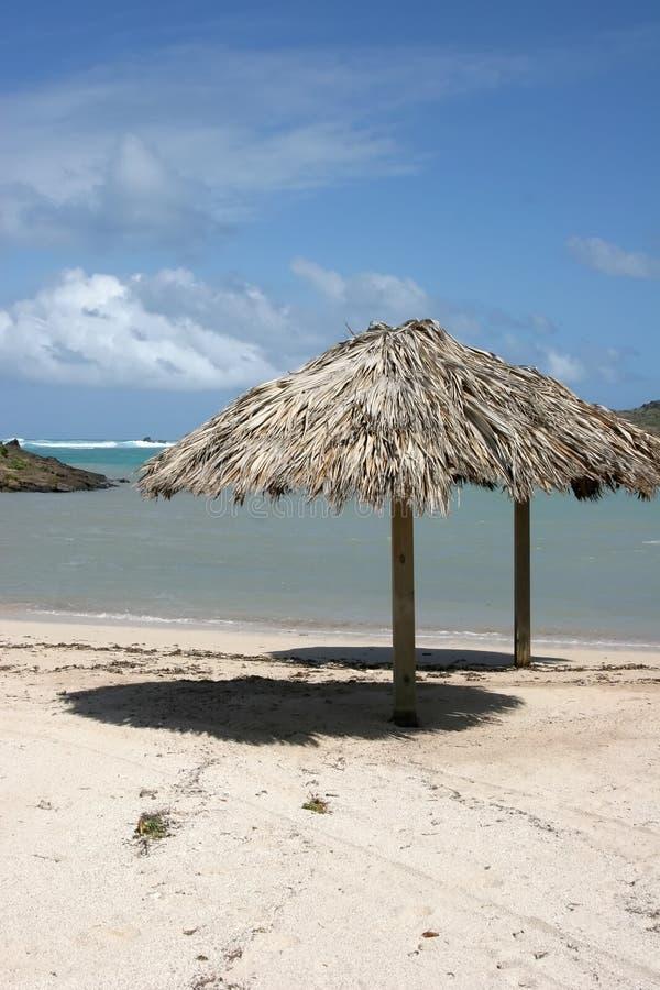 barth καραϊβικός σάκος ST δεξαμ& στοκ φωτογραφία με δικαίωμα ελεύθερης χρήσης