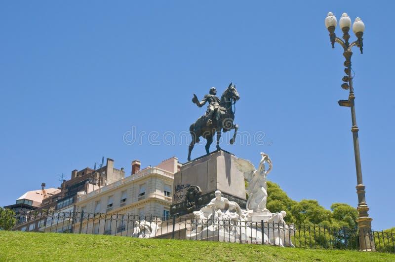 Bartolome bewerkte Park in verstek royalty-vrije stock afbeeldingen
