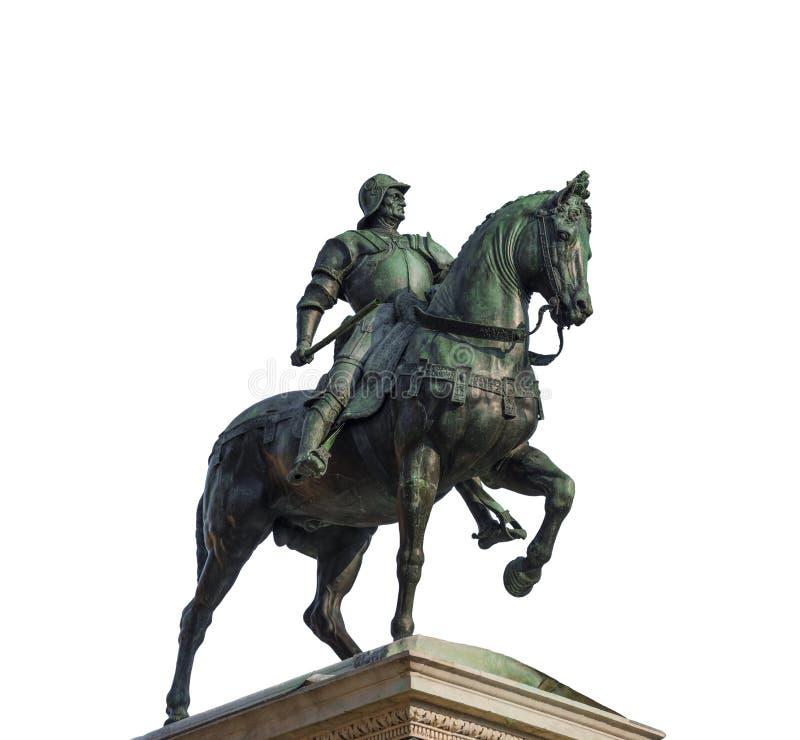 Free Bartolomeo Colleoni Statue In Venice Stock Image - 107371841