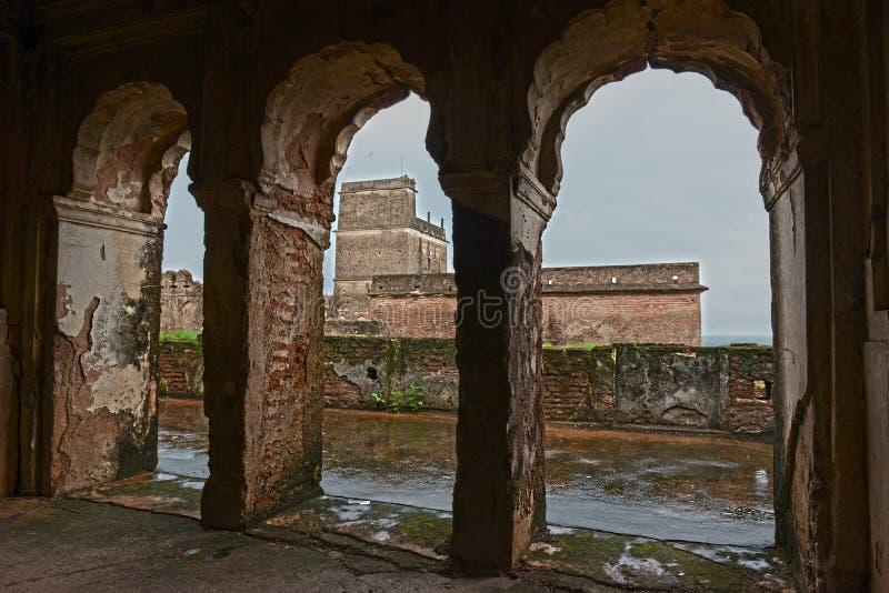 Barua Sagar Fort stock foto's