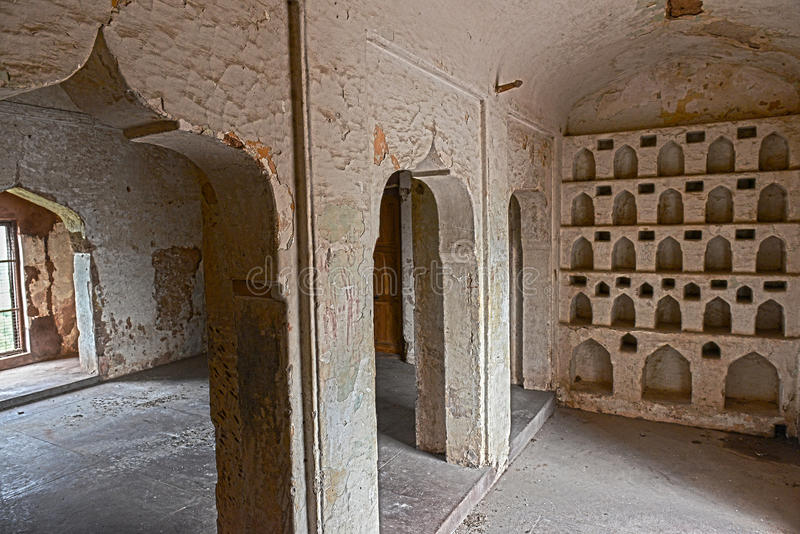 Barua Sagar Fort royalty-vrije stock foto's