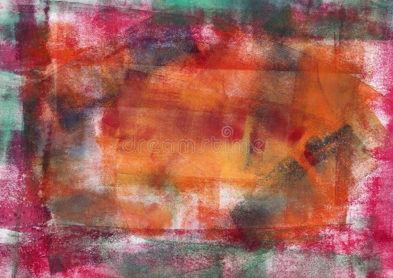 barwiący abstrakcjonistyczny tło obraz royalty free