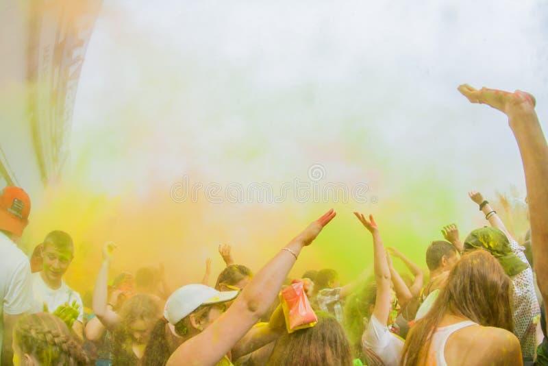 Download Barwi festiwal obraz stock editorial. Obraz złożonej z eventide - 57665189