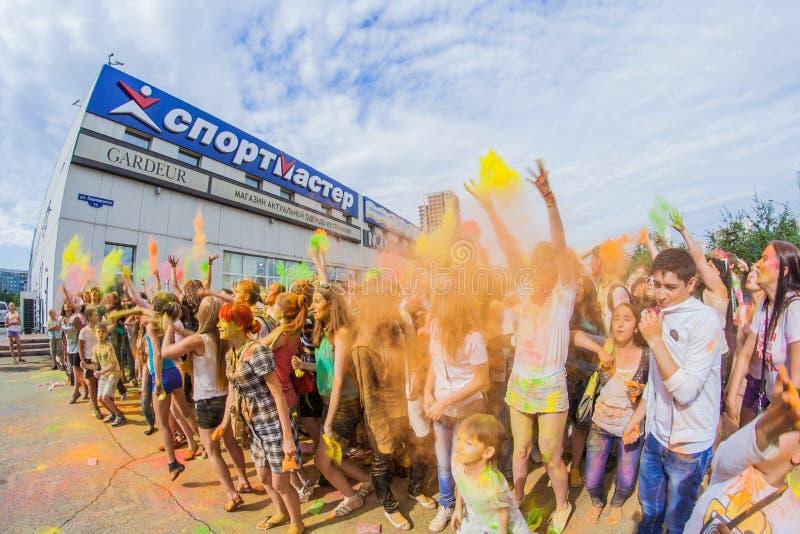 Download Barwi festiwal zdjęcie editorial. Obraz złożonej z fitness - 57665326