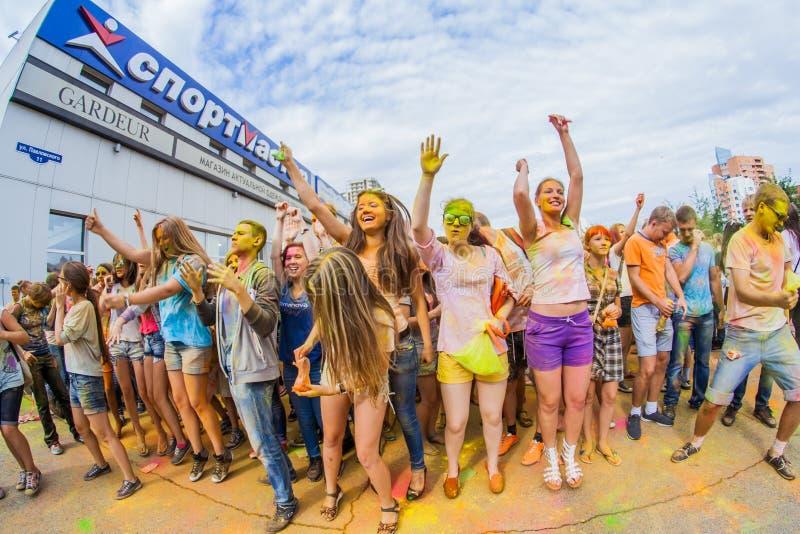 Download Barwi festiwal fotografia editorial. Obraz złożonej z konkurencyjny - 57665367