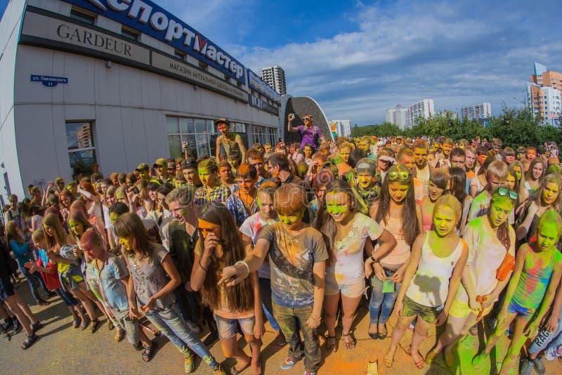 Download Barwi festiwal zdjęcie stock editorial. Obraz złożonej z colour - 57665568