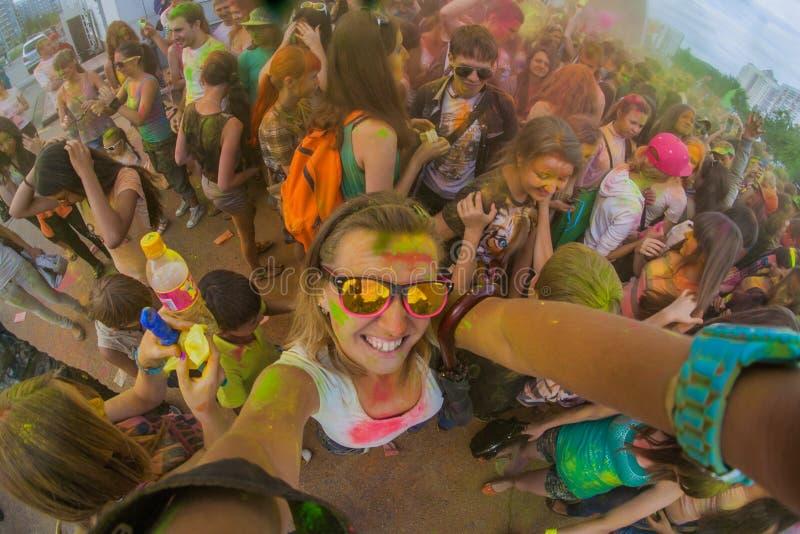 Download Barwi festiwal zdjęcie stock editorial. Obraz złożonej z festiwale - 57665773