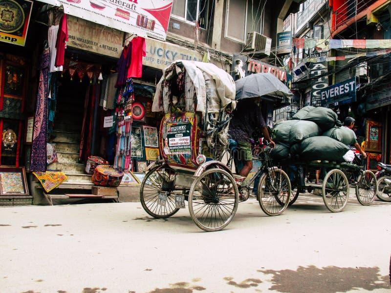 barwi Nepal zdjęcia stock