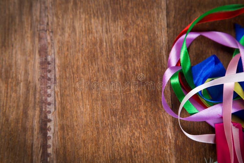Barwioni faborki w studiu zdjęcie stock