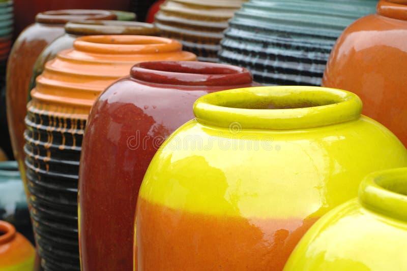 Barwioni słoje zdjęcie stock