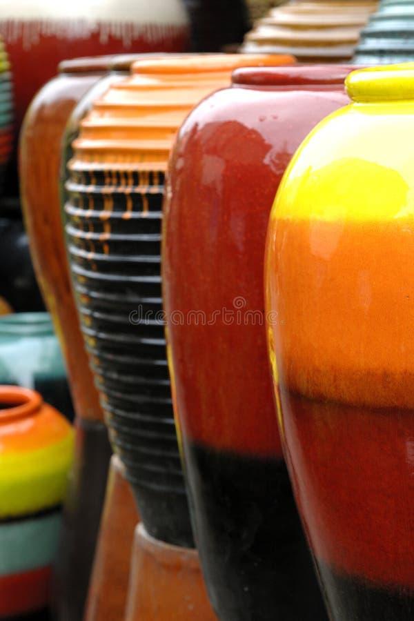 Barwioni słoje zdjęcia stock