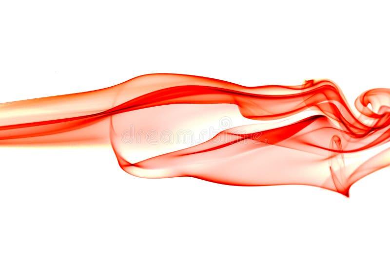Barwiony abstrakta dym zdjęcie stock