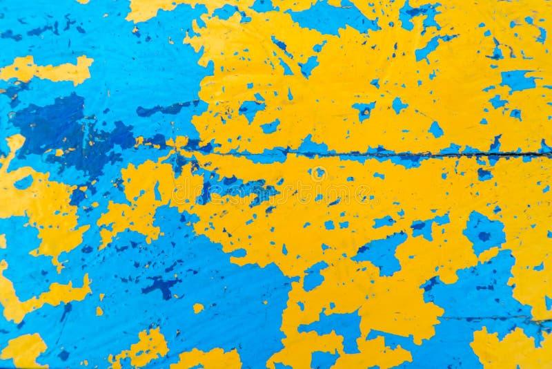 Barwiony drewniany tło, podłoga łódź rybacka obrazy stock