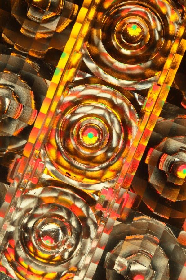 Download Barwiony Plastikowy Przejrzysty Zdjęcie Stock - Obraz: 9604738