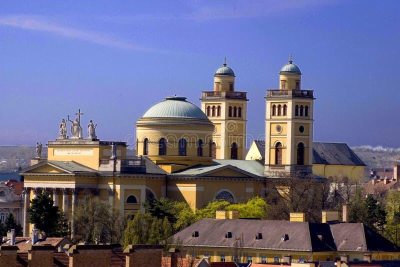 Basílica imagen de archivo