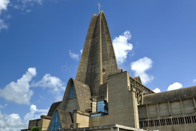 Basílica Catedral Nuestra Señora de la Altagracia, Dominican R royalty free stock photo