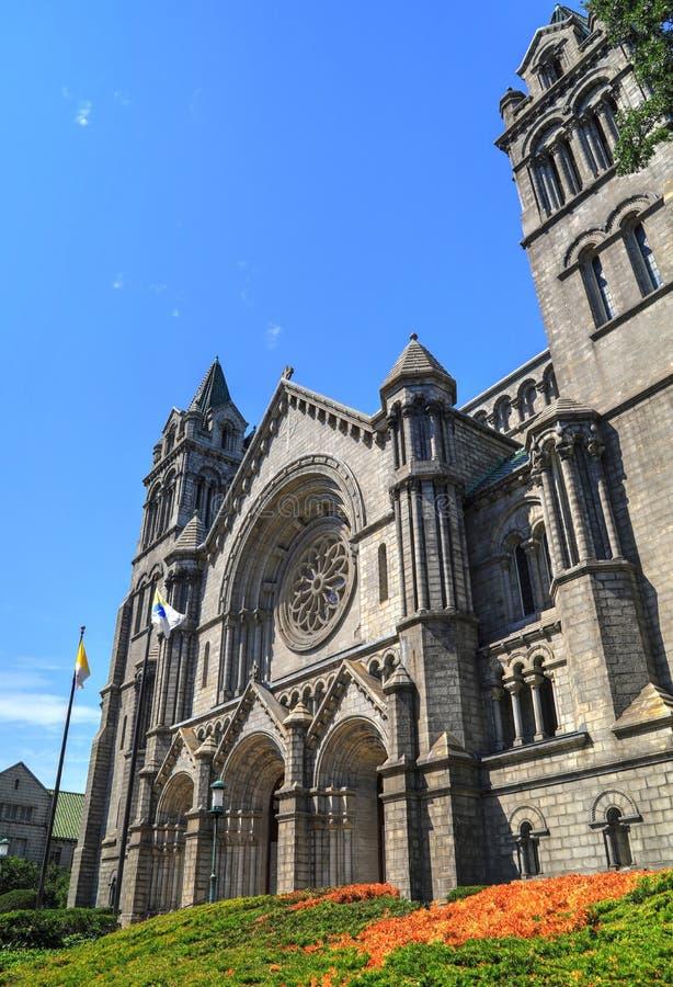 Basílica de la catedral del Saint Louis imágenes de archivo libres de regalías