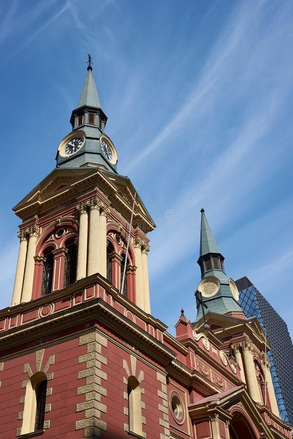 Basílica de la Merced imagem de stock