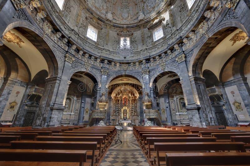 Basílica de Loiola em Azpeitia (Espanha) foto de stock royalty free