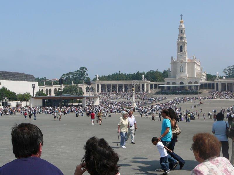 Basílica de nossa senhora do rosário foto de stock royalty free