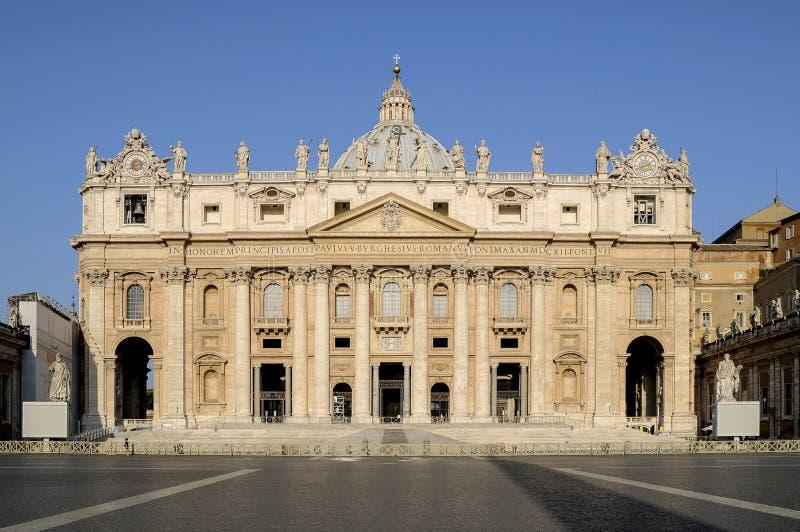 Basílica de Saint Peter imagens de stock