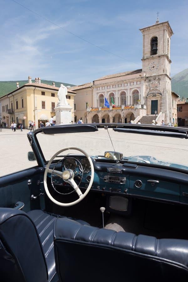 Basílica de San Benedetto fotografía de archivo