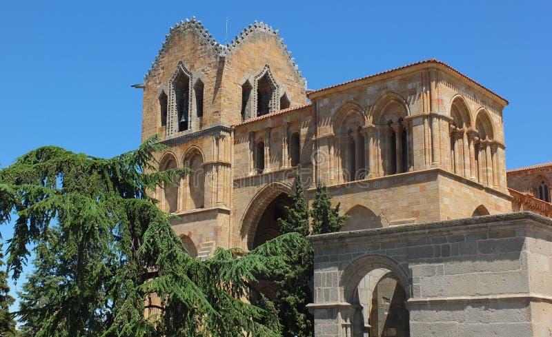 Basílica de San Vicente imágenes de archivo libres de regalías