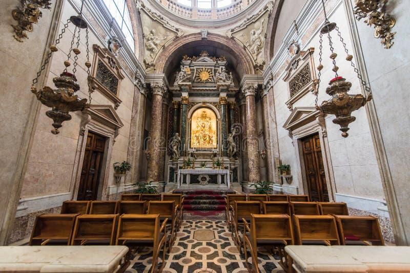 Basílica de San Zeno, Verona, Italia fotografía de archivo libre de regalías