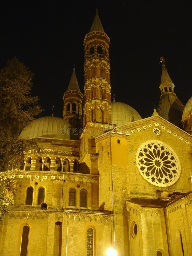 Basílica de St. Anthony 2 imagen de archivo libre de regalías