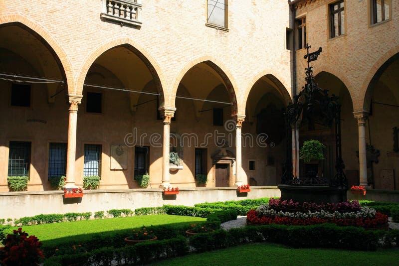 Basílica de St. Anthony foto de archivo libre de regalías