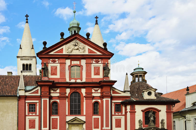 A basílica de St George foto de stock royalty free