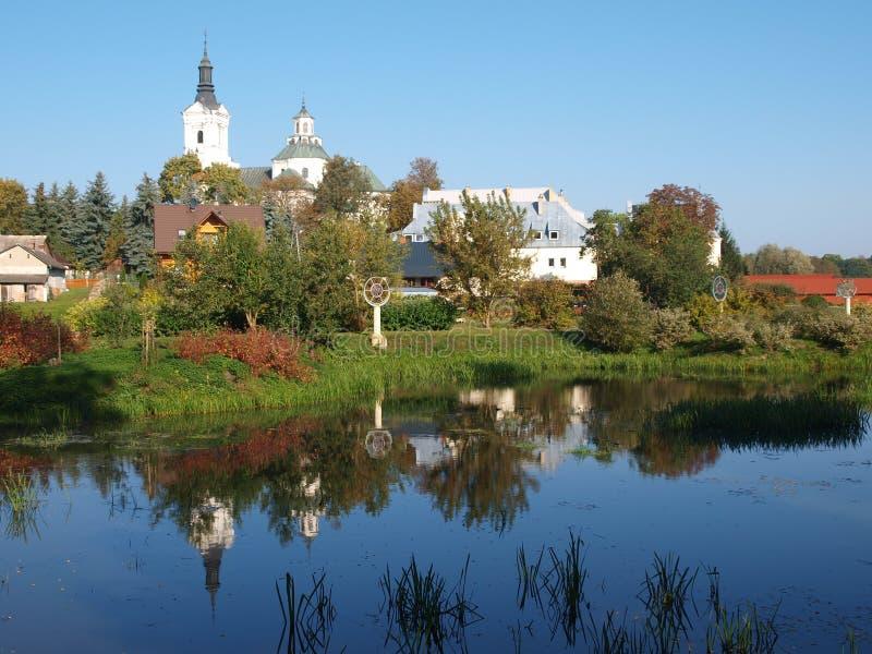 """Basílica del ` s de St Ann, """"de KodeÅ, Polonia imagenes de archivo"""