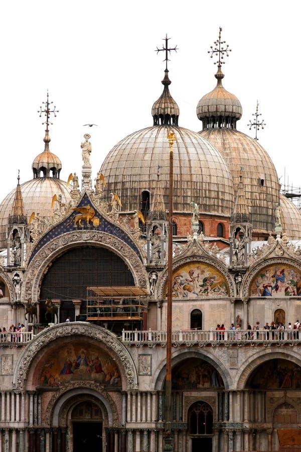 Basílica di San Marco fotos de stock