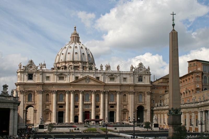 Basílica di San Pietro fotografia de stock royalty free