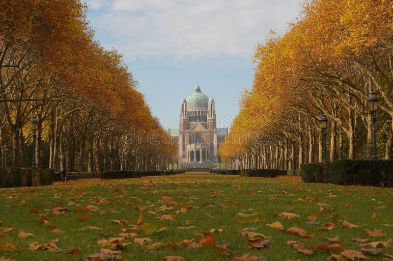 A basílica do Hea sagrado fotografia de stock