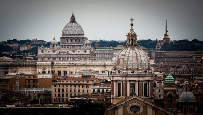 Basílica do ` s de St Peter foto de stock