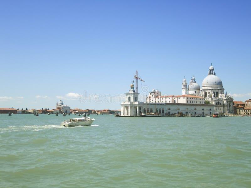 Basílica en Venecia - Italia imagenes de archivo