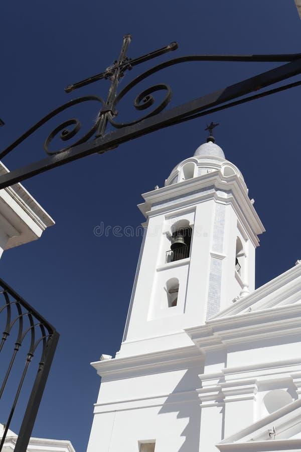 Basílica Nuestra Senhora del Pilar - Buenos Aires imagens de stock royalty free