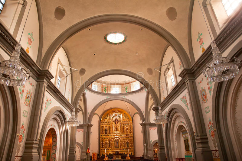 Basílica San Juan Capistrano da missão imagens de stock royalty free