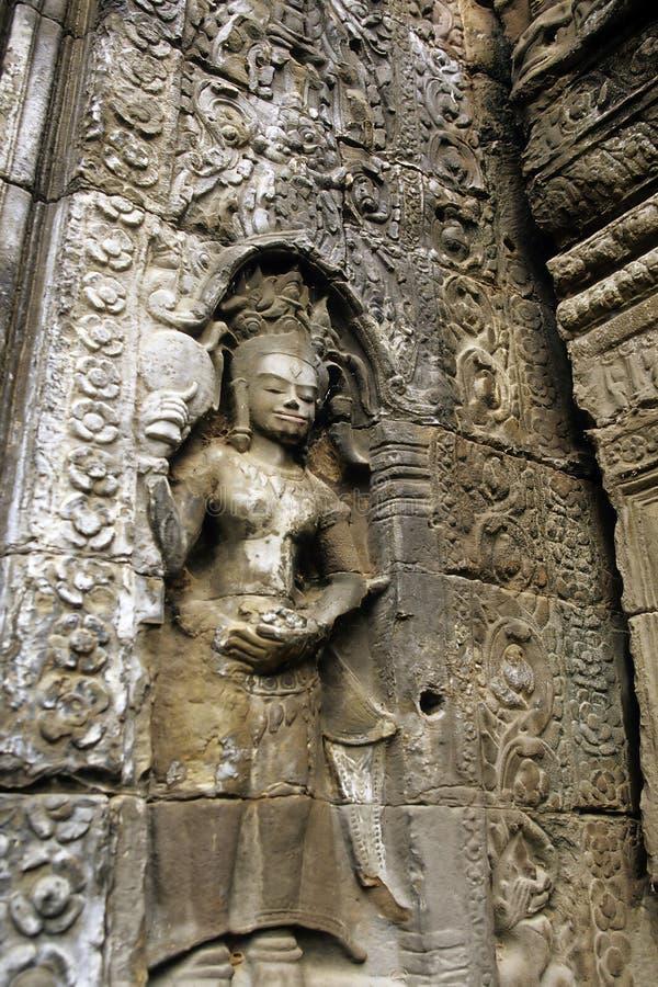 bas Cambodia blisko penh phnom ulgi fotografia stock