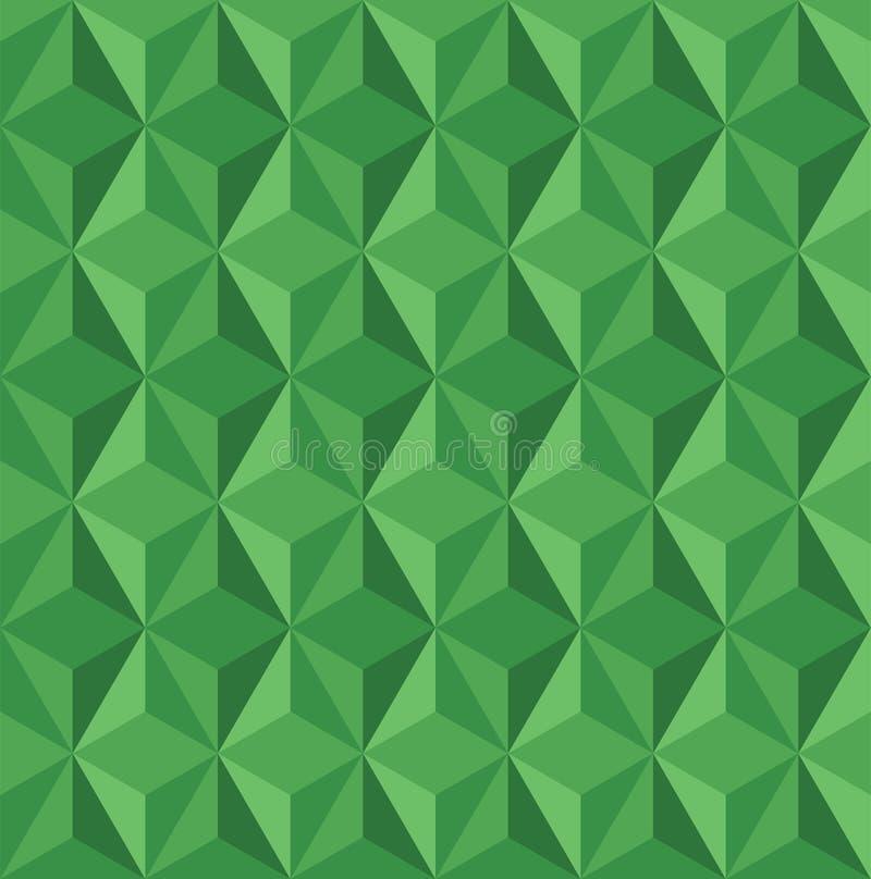 Bas poly fond de texture de triangle de résumé illustration de vecteur