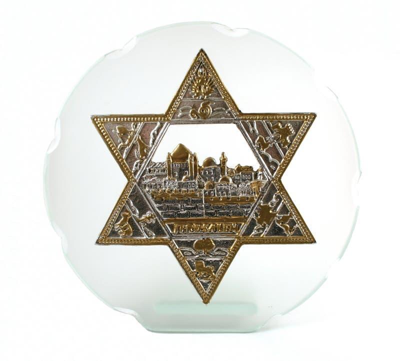 Bas-relief de Jerusalén imágenes de archivo libres de regalías