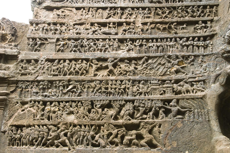 Bas-relief picture