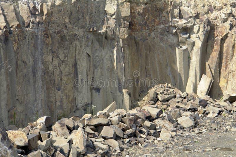 basalt royaltyfri bild