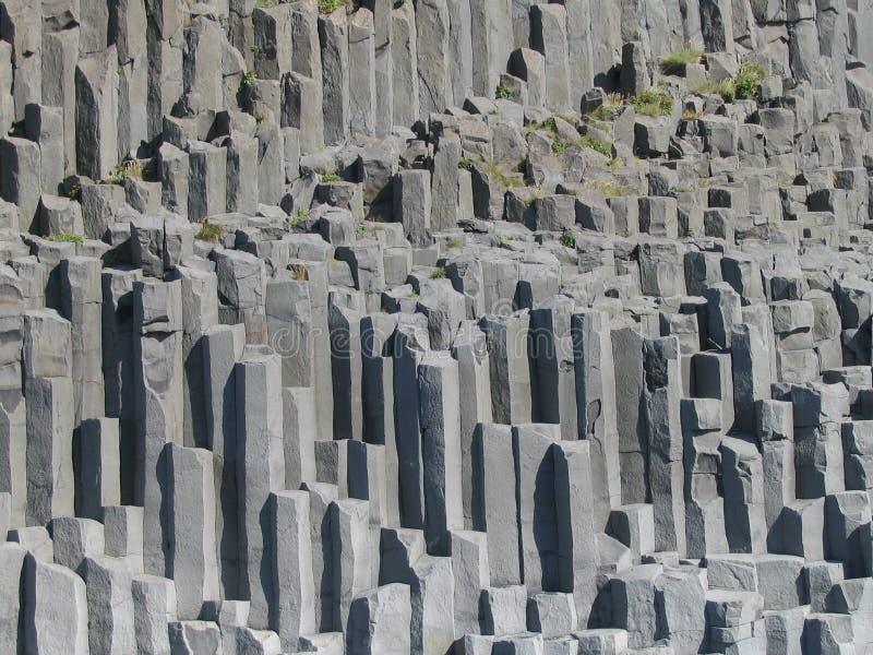 Basalt Columns royalty free stock photo