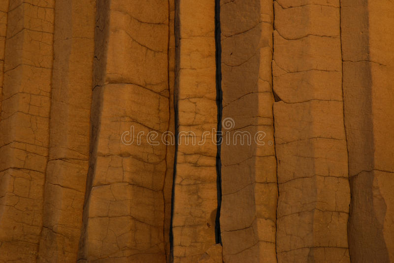 Download Basaltic wall stock photo. Image of joint, horizontal - 11474664