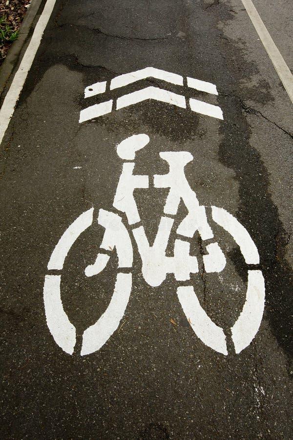 basanaviciaus自行车palanga路径街道 免版税图库摄影