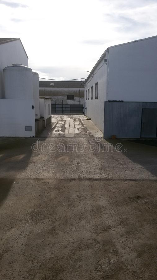 Bascula. Edification pesaje industrial agriculture stock photos