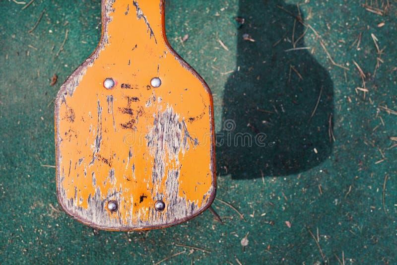 Bascula Seat fotografie stock libere da diritti
